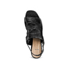 Women's shoes bata, Noir, 764-6218 - 17
