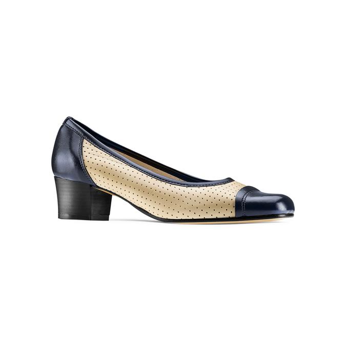 Women's shoes comfit, Jaune, 624-8151 - 13