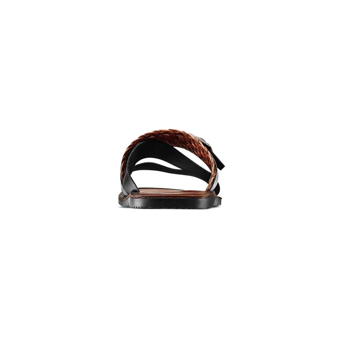 Men's shoes bata, Noir, 864-6175 - 15