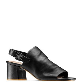 Women's shoes bata, Noir, 764-6218 - 13