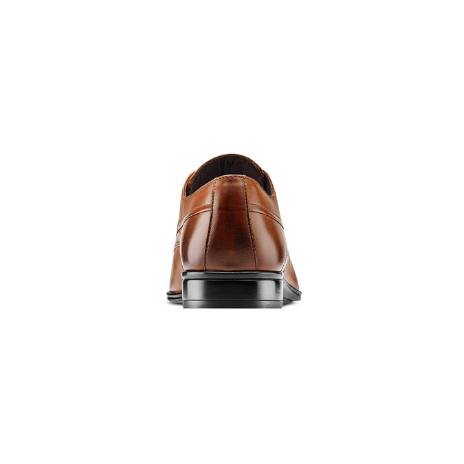 Men's shoes bata, Brun, 824-3164 - 15
