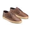Men's shoes bata, Brun, 851-4211 - 16