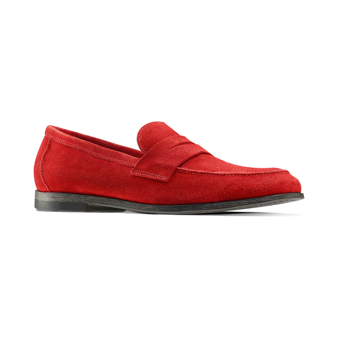 Men's shoes bata, Rouge, 853-5129 - 13