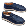 Men's shoes bata, Violet, 859-9199 - 26