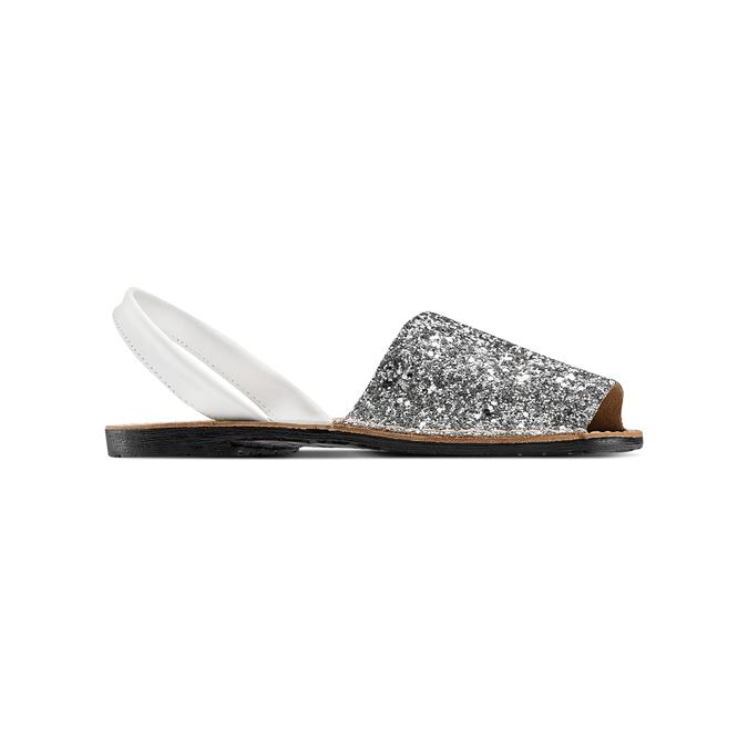 MENORQUINA Chaussures Femme, Gris, 564-2287 - 13