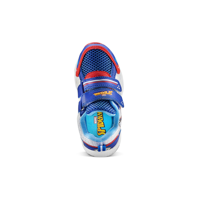 Childrens shoes spiderman, Bleu, 219-9103 - 17