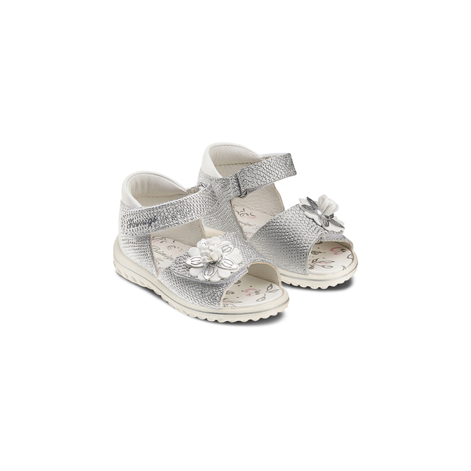 Childrens shoes primigi, Blanc, 164-1148 - 16
