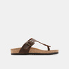 Women's shoes bata, Brun, 574-4477 - 13
