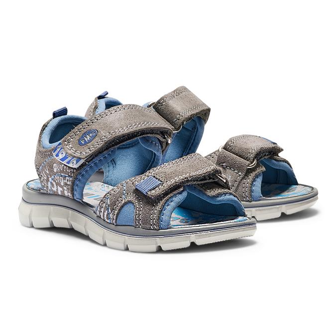 Childrens shoes primigi, Gris, 263-2110 - 26