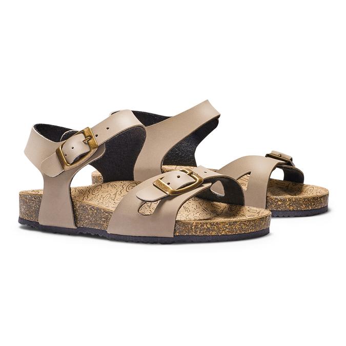 Childrens shoes mini-b, Brun, 361-3254 - 26