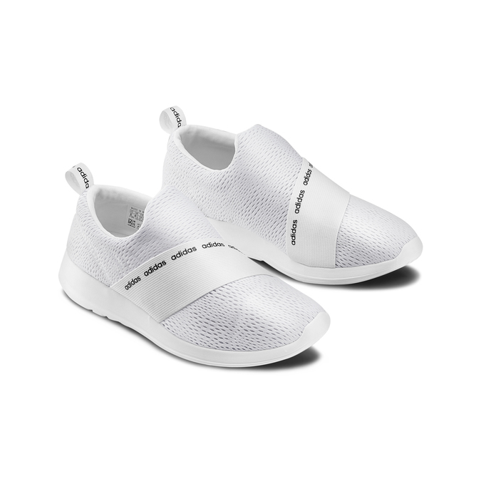Chaussures Femme adidas, Blanc, 509-1565 - 16