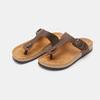 Women's shoes bata, Brun, 574-4477 - 16