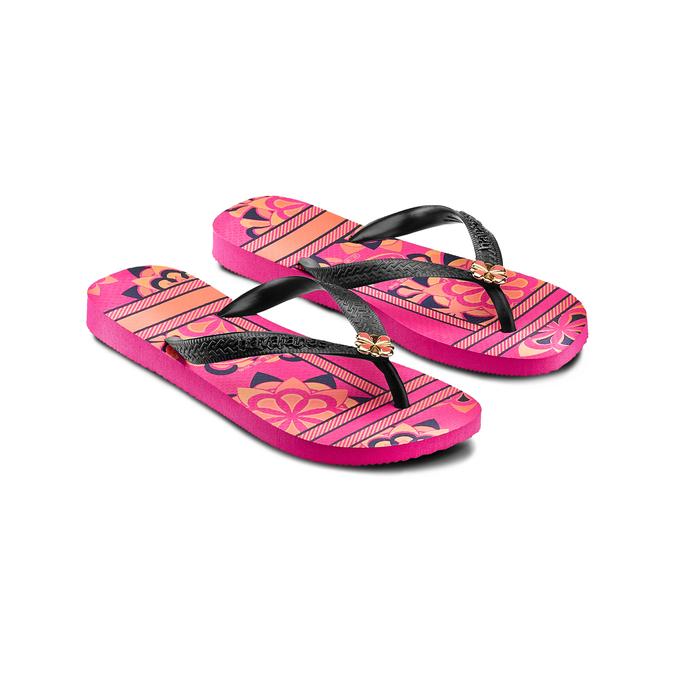 Women's shoes havaianas, Noir, 572-6454 - 16