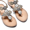 Women's shoes bata, Blanc, 561-1541 - 26