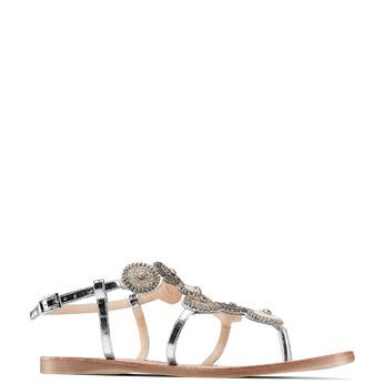 Women's shoes bata, Blanc, 561-1541 - 13