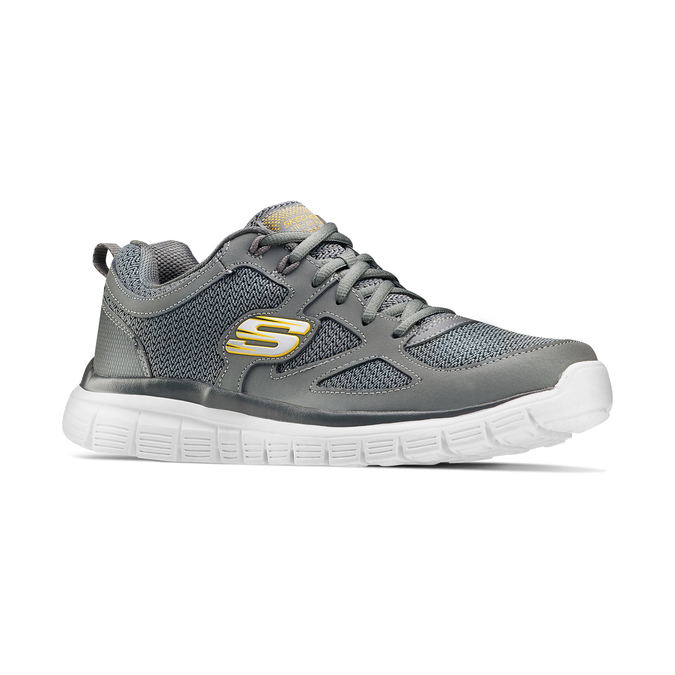 SKECHERS Chaussures Homme skechers, Gris, 809-2805 - 13