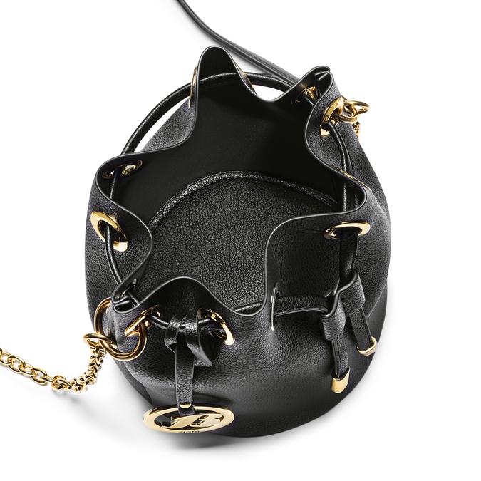Bag bata, Noir, 961-6449 - 16