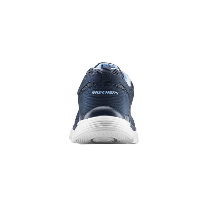 SKECHERS  Chaussures Homme skechers, Bleu, 809-9805 - 15