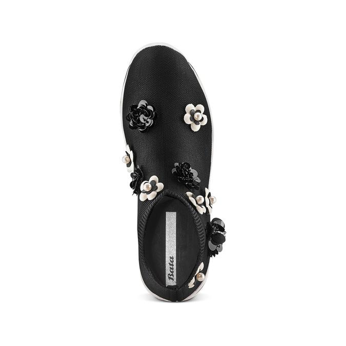 BATA Chaussures Femme bata, Noir, 549-6424 - 17