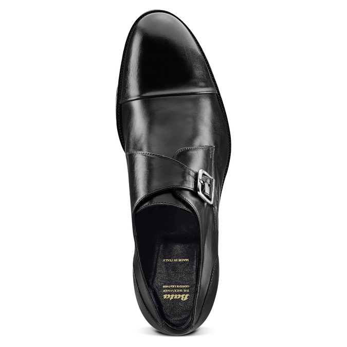 Men's shoes bata-the-shoemaker, Noir, 814-6124 - 17