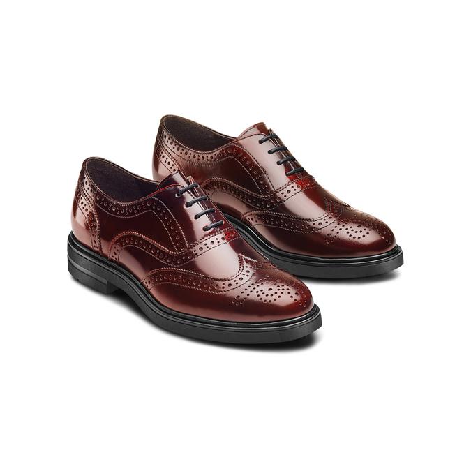 Women's shoes bata, Rouge, 524-5536 - 16