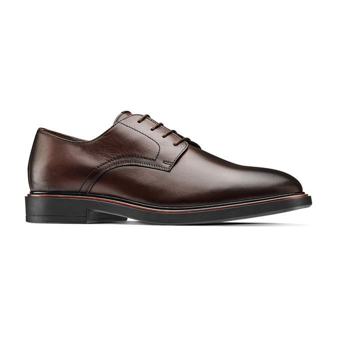 Men's shoes bata, Brun, 824-4504 - 13