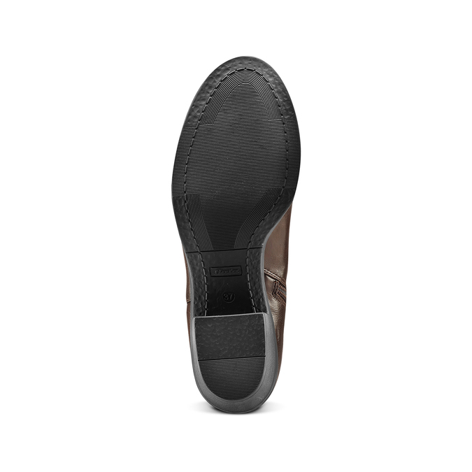 Women's shoes bata, Brun, 691-4220 - 19