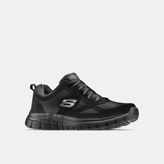 SKECHERS Chaussures Homme, Noir, 809-6805 - 13