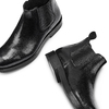 Men's shoes bata, Noir, 894-6240 - 26