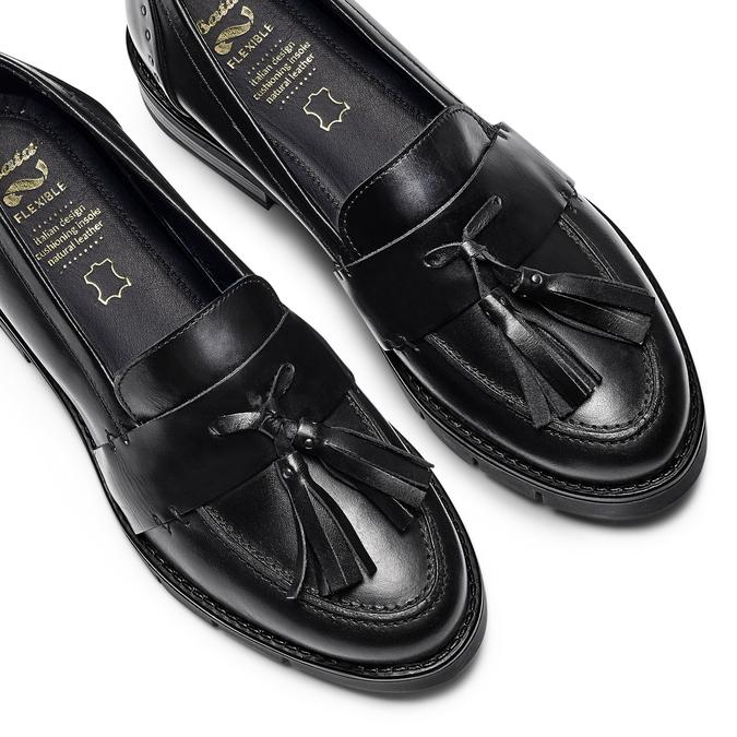 FLEXIBLE Chaussures Femme flexible, Noir, 514-6226 - 26