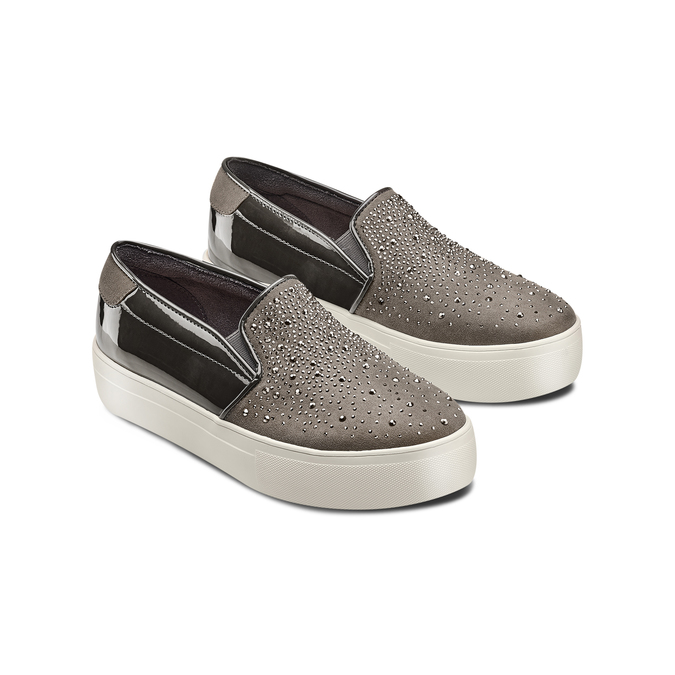 BATA LIGHT Chaussures Femme bata-light, Gris, 549-2214 - 16