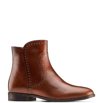 Women's shoes bata, Brun, 594-3936 - 13