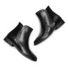 Women's shoes bata, Noir, 594-6936 - 26
