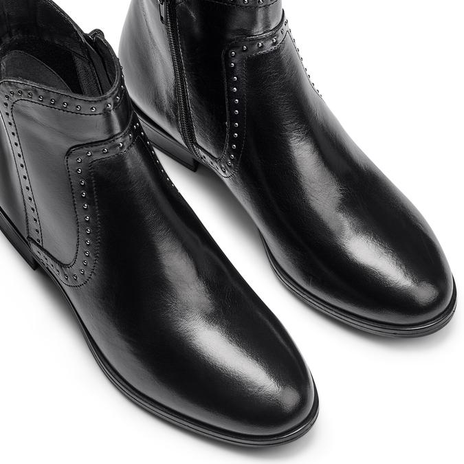 Women's shoes bata, Noir, 594-6936 - 17