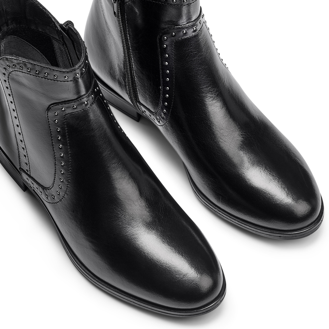 BATA Chaussures Femme bata, Noir, 594-6936 - 17