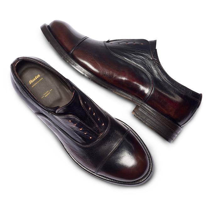 Men's shoes bata, Rouge, 824-5158 - 26