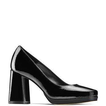 BATA Chaussures Femme bata, Noir, 728-6172 - 13