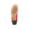 BATA Chaussures Femme bata, Rouge, 728-5172 - 19