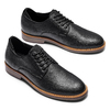 Men's shoes bata-rl, Noir, 821-6471 - 26