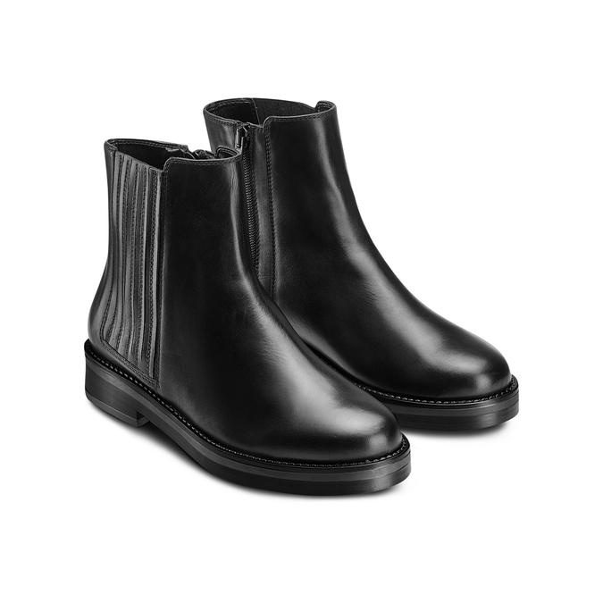 Women's shoes bata, Noir, 594-6120 - 16