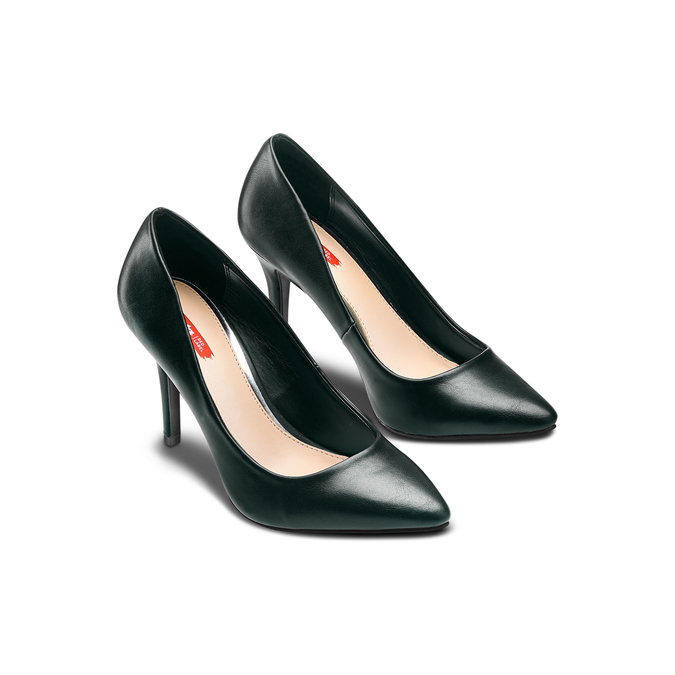 Women's shoes bata-rl, Noir, 721-6194 - 16