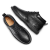 Men's shoes, Noir, 894-6239 - 26