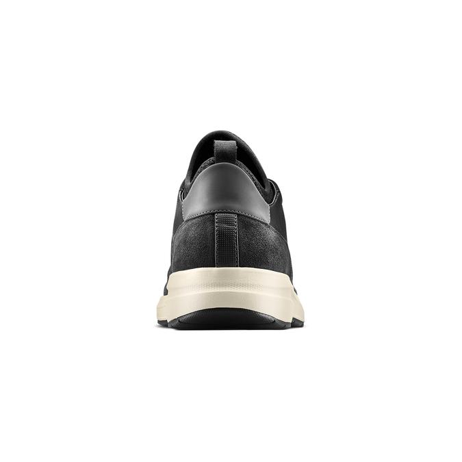 Men's shoes bata-light, Noir, 843-6418 - 15