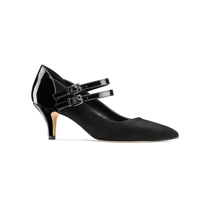 INSOLIA Chaussures Femme insolia, Noir, 729-6138 - 13