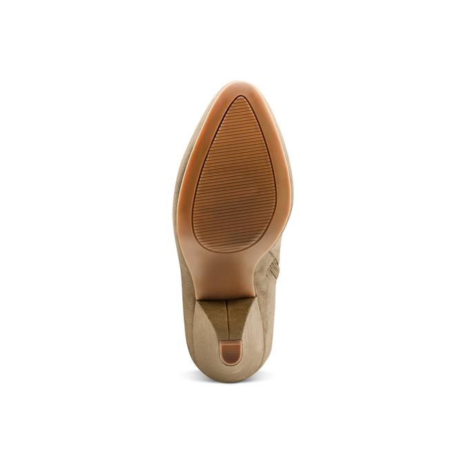 BATA RL Chaussures Femme bata-rl, Beige, 799-3390 - 19