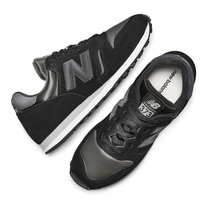 Chaussures Femme new-balance, Noir, 503-6123 - 26
