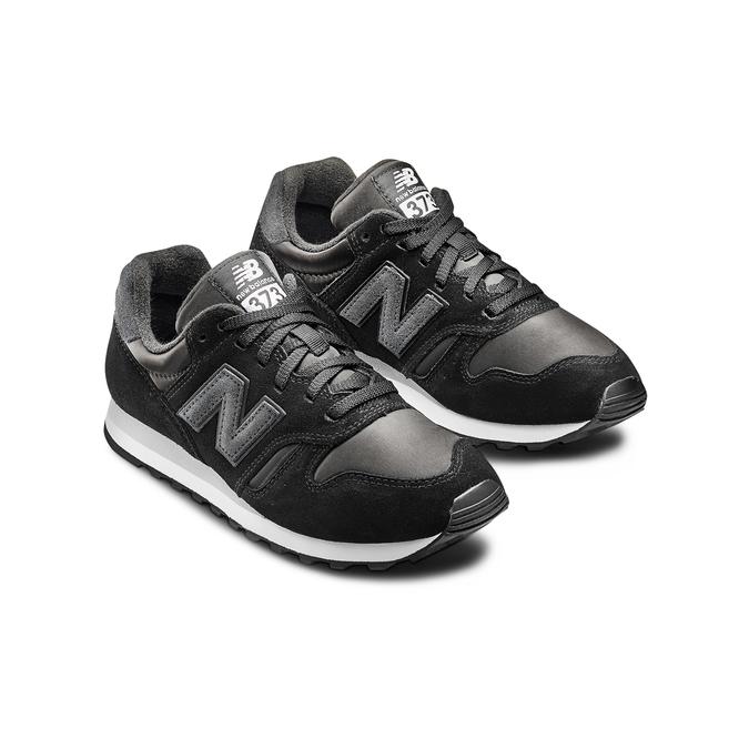 Chaussures Femme new-balance, Noir, 503-6123 - 16