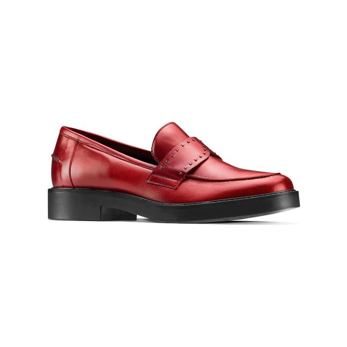BATA Chaussures Femme bata, Rouge, 514-5281 - 13
