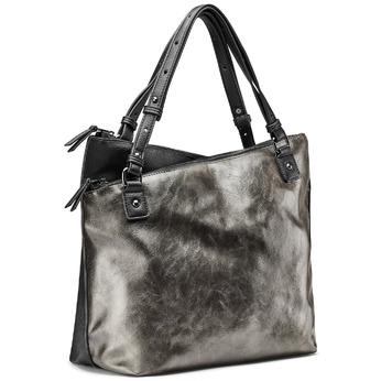 Bag bata, Gris, 961-2457 - 13