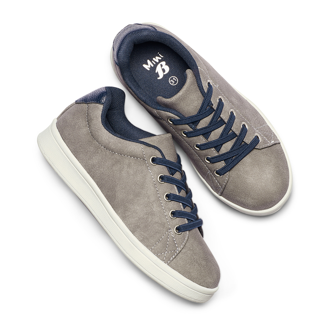 MINI B Chaussures Enfant mini-b, Gris, 311-2301 - 26